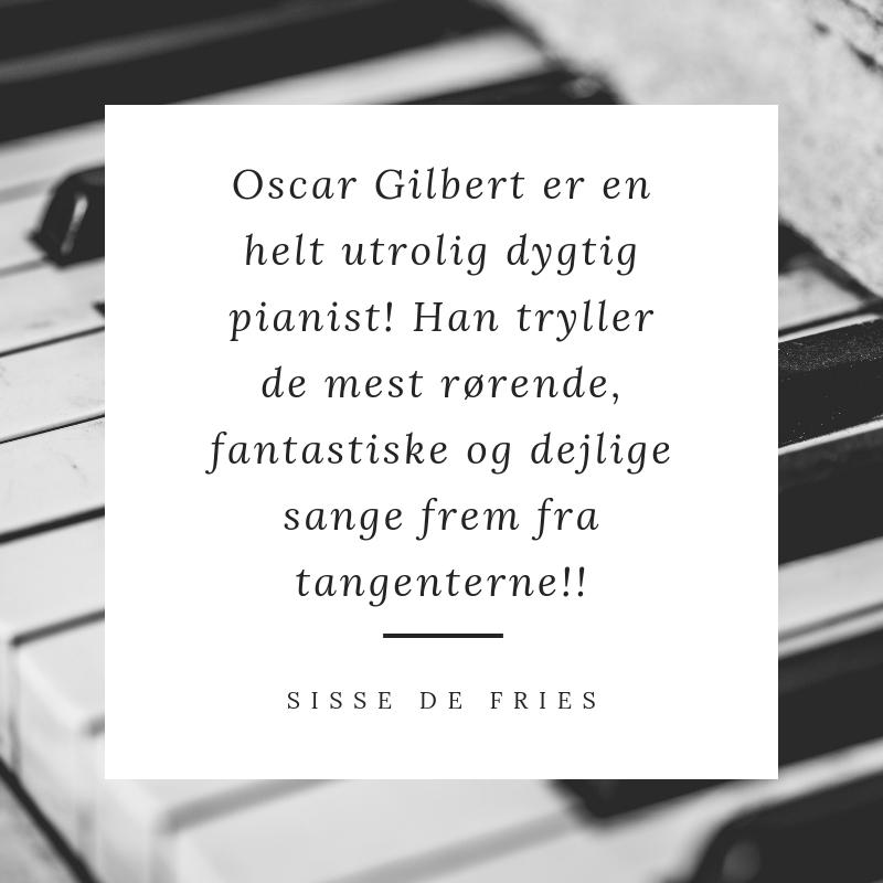 Hyggepianist til fest